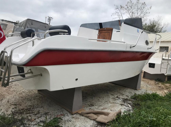 NEO MARİNE 6.00 - Tekne İmalatı
